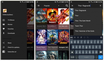 HDMovies Apk (Cinema Apk) Download : Watch Movies & TV Shows