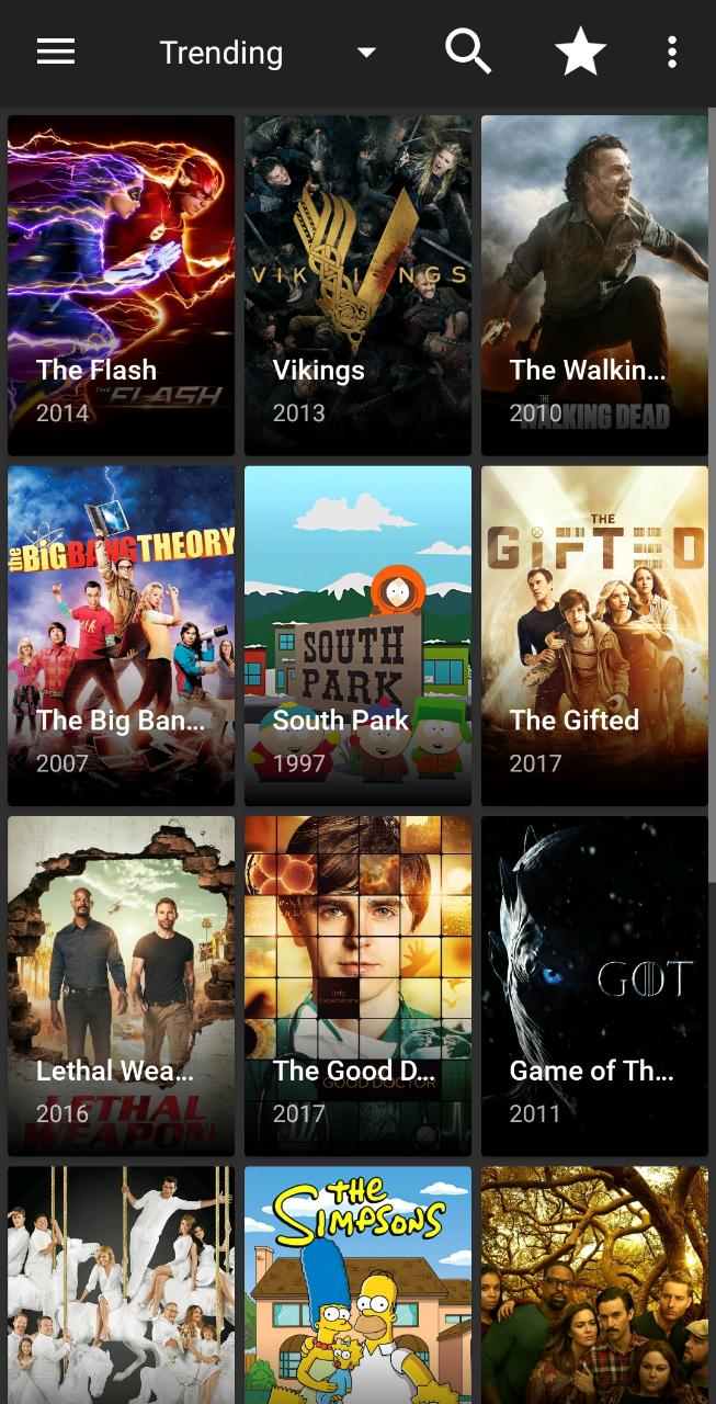 CyberFlix TV App - Movies & TV Shows