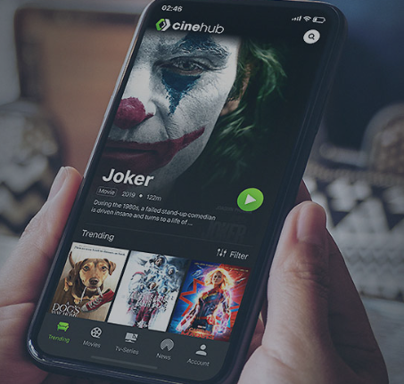 CineHub Movies App Android