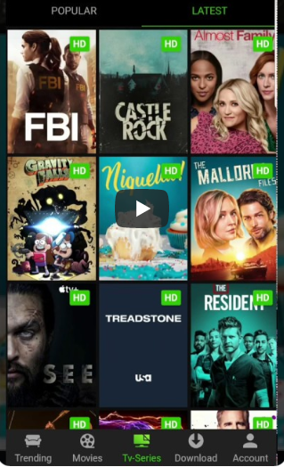 CineHub App - Movies & TV Shows