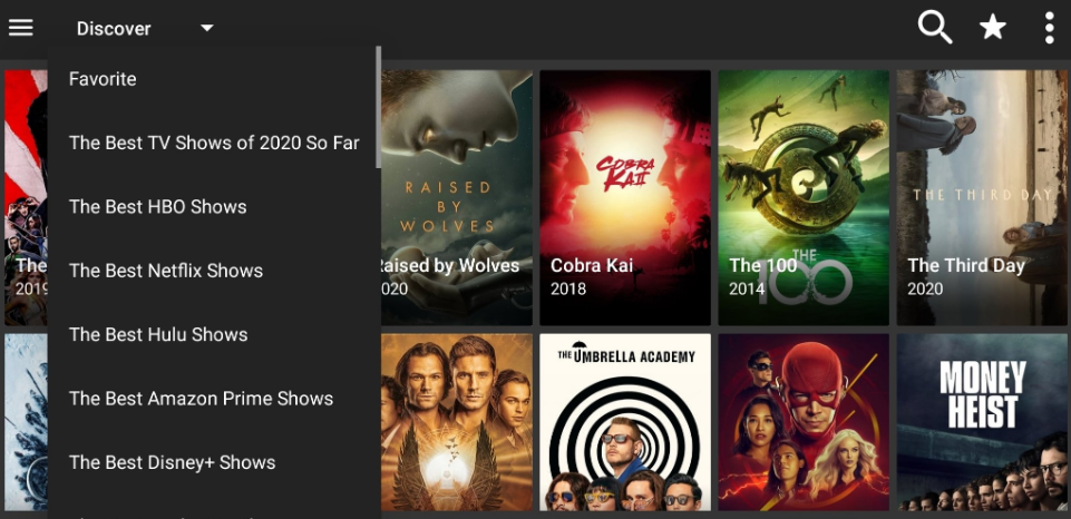 Movies & TV Shows with FilmPlus App